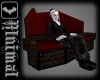 Dominion Coffin Sofa
