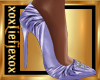 [L] Chic Lavender Heels