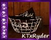{KT}Rustic Pillow Basket