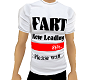 Fart Loading Funny Tee