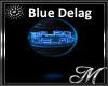 Blue Delagger Machine