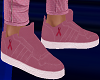 Breast Cancer Sneakers