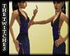 (TT) Prom Dress Blue