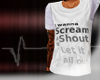 [k] scream and shout M