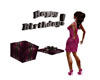 Pink Birthday Surprise