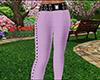 Lilac Skinny Pants RLS