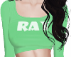 Crop Top For Ray