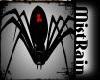 ! BLACK WIDOW SPIDER