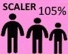 105% SCALER