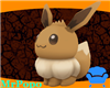 (F) Poke Eevee Plush