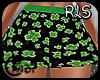¢  Irish Skirt RLS