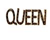 Queen Neon Sign