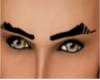 soft brown eye's