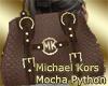Michael Kors MochaPython