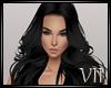 VII: Hair R1 black