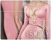 [Is] Alisa Dress Pink