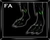(FA)Dark Feet Grn.