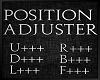 𝕽 Position Adjuster M