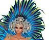 Dancer Head dress