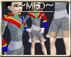 MFD LW3 Thigh Dress
