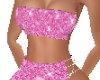 Hot Glitter Pink Mini