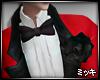 ! Black Rose on Suit