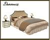 D's Cream Bed