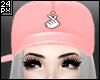 ♡ 하트 Cap Pink