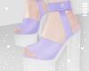 n  Daisy Platform Lilac
