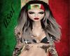 Ashy Black  Mexico Hair