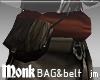 jm|Monk Bag&Scarf
