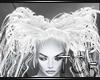 Forgotten bride hair
