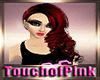 437Fergie Red Hair