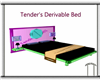 Derivable No Pose Bed