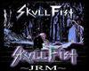 (J)Skull Fist Band