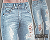 ϟ. Ole Blue Jeans