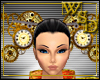 Clockworks Head Ornament