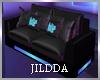 ~J~ Neon Vibe Sofa~