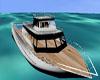 black white boat