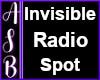 Invisible Radio Spot