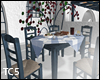 Greek dining table
