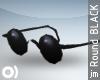 jm| Rounded NoB Glasses
