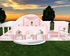 Elegant Pink Wedding Hal