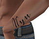 Wyn Forearm Tattoo (M)