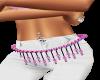 Purple Belly Belt