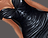 Queen B Leather Dress