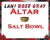 LRG - ALTAR SALT BOWL
