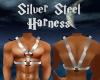 Silver Steel Harness