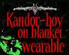 Kandor baby boy pet