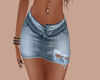 (wiz) Denim Skirt RL